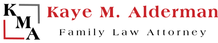 Law Office of Kaye M Alderman Logo