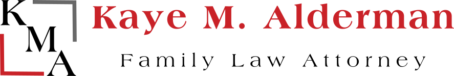 Law Office of Kaye M Alderman Retina Logo